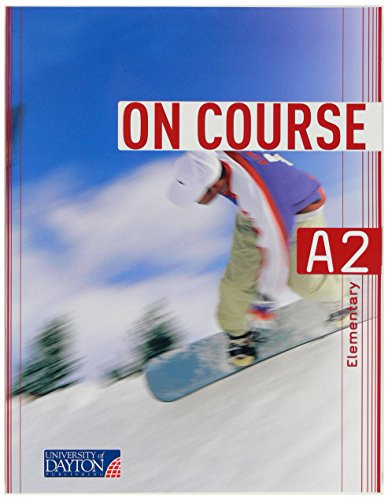 English 2. Secondary. On Course for A2