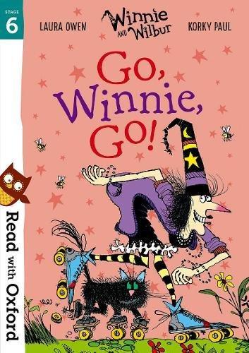 Go, Winnie, go!