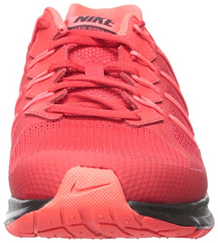 Nike Air Max Dynasty, Entraînement de course homme Rojo (Rojo (university red/black-bright crimson))