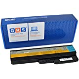 GRS Laptop battery for Lenovo 3000 G430, G530, N500, G450, G550, G530, IdeaPad V460, Z360, compatible with 42T4585 42T4586 51J0226 L08O4C02 L08O6C02 L08S6C02 LO806D01 LO8N6Y02 42T4729 42T4730 L08S6C02 42T4725 42T4726 51J0226 57Y6266 57Y6527 57Y6528 ASM 42T4586 ASM 42T4728 FRU 42T4585 FRU 42T4727 L06L6Y02 L08L6C02 L08L6Y02 L08N6Y02 L08S6D02 L08S6Y02, for Laptop accu with 4400 mAh/49Wh, 11,1V