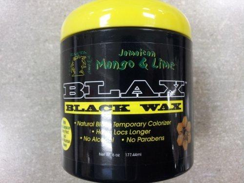 Jamaican Mango & Lime Black Wax 6oz by Jamaican Mango & Lime