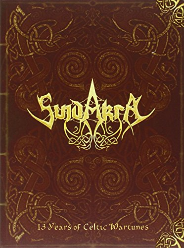 Suidakra-13 Years Of Celtic Wartunes - Dvd (+CD)