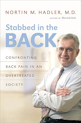 Free Download Stabbed In The Back Confronting Back Pain In An