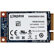 Kingston SSD mS200 - Disco duro sólido interno de 120 GB