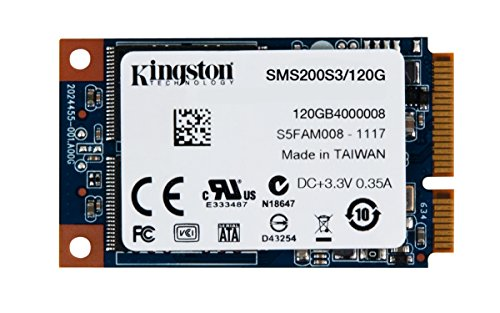 KINGSTON SSD MS200 - DISCO DURO SOLIDO INTERNO DE 120 GB