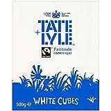Tate & Lyle Fairtrade Small White Cube Sugar 500g