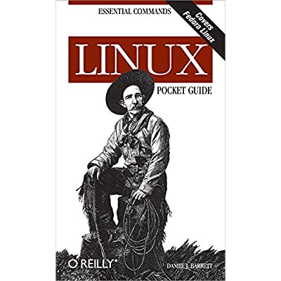 Linux Pocket Guide (en anglais)