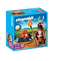 Playmobil 5104 Fire Guardian with LED Fire