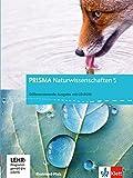 PRISMA Naturwissenschaften. Ausgabe für Rheinland-Pfalz - Differenzierende Ausgabe / Schülerbuch mit Schüler-CD-ROM 5. Schuljahr