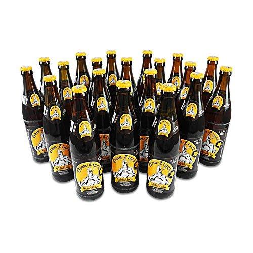 flaschen verschicken Brauerei Fürstlich Drehna Odin Trunk Schloßbräu (20 x 0.5 l 5,4% Vol. Alc.)