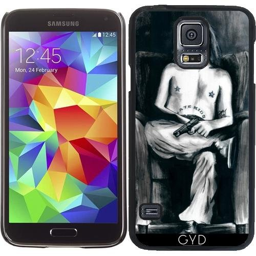 Hülle für Samsung Galaxy S5 (SM-G900) - Der Clown, Der Nicht Lustig War by zombierust (Clown Für Samsung Galaxy S5 Fall)