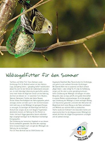 Erdtmanns Sommer-Streufutter im Eimer, 1er Pack (1 x 5 kg)