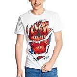 Tshirt Exclu Spider-Man Marvel - Costume Ripped
