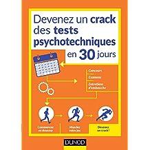 Devenez un crack des tests psychotechniques en 30 jours (Hors collection)