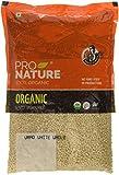 #5: Pro Nature 100% Organic Urad White Whole, 1kg