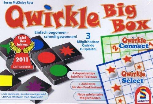 Schmidt Spiele 49258 - Qwirkle Big Box