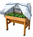 Vegtrug SGFP1136 Small Green House Frame and PE Cover - White