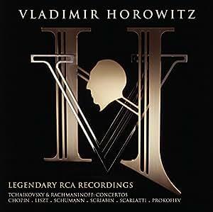 Horowitz: Legendary RCA Recordings