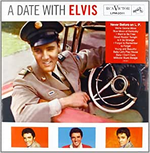 A Date With Elvis [VINYL]