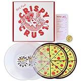 Serato Rane Scratch Live Timecode Vinyl Eskei83 x Crispy Crust 2LP | NEU