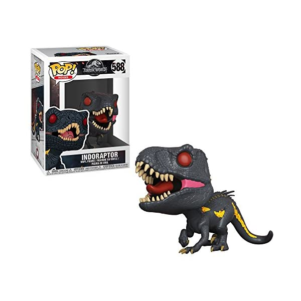 Funko Pop Indoraptor (Jurassic World 588) Funko Pop Jurassic World
