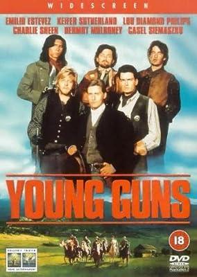 Young Guns [DVD] [1989] by Emilio Estevez
