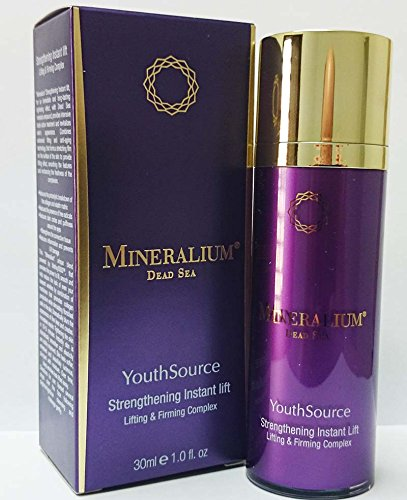 Mineralium Dead Sea Mineral Strengthening Instant Lift 3.4 fl oz/100 ml by Mineralium