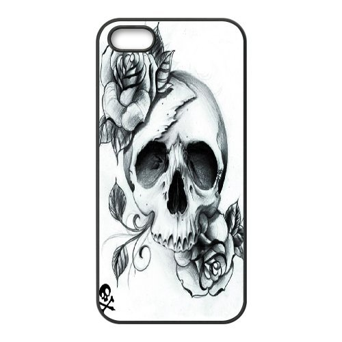 LP-LG Phone Case Of Sugar Skull For iPhone 5,5S [Pattern-6] Pattern-3