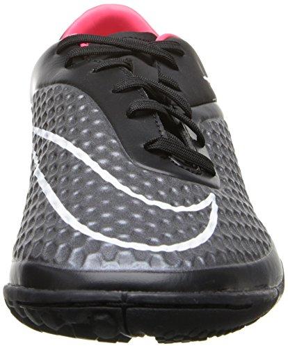 HYPERVENOM PHELON TF BLK - Chaussures Football Homme Nike Noir