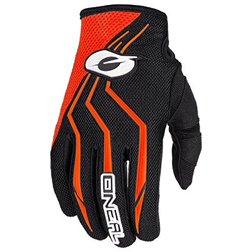 O'Neal Element MX Handschuhe Motocross TPR DH Downhill Enduro Offroad Mountain Bike, 0392, Farbe Orange, Größe 2XL