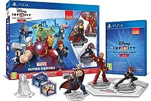 Disney Infinity 2.0 : Marvel Super Heroes - pack de démarrage