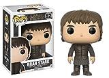 Game Of Thrones- Figura BRAN Stark,, Standard (Funko 12332)