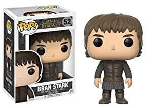 Game of Thrones Figura BRAN Stark, Multicolor, Standard (Funko 12332)