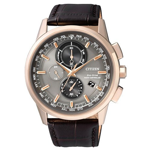Orologio cronografo uomo citizen eco-drive trendy cod. at8113-12h