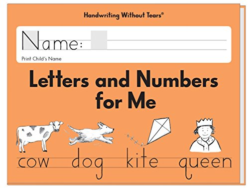 Letters and Numbers for Me - Grade  K
