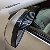 #10: Autographix Car Rain Block Mirror Visor For Side Mirror (Set of 2pcs)