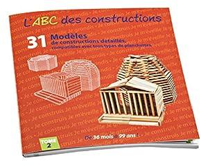 Jouecabois-ABC2-Libro ABC Des Constructions Tome 2