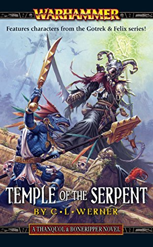 Temple of the Serpent (Thanquol and Boneripper Book 2) (English ...