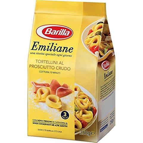 Barilla Tortellini al Prosciutto Crudo - 250 gr