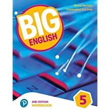 Big English AmE 2nd Edition 5 Workbook with Audio CD Pack