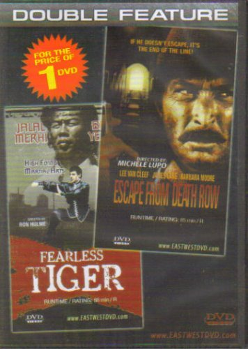 Bild von Escape From Death Row + Fearless Tiger by Michele Lupo