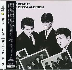 The Beatles - The Decca Audition - Audio Cd Mlps [Mini Long Play Sleeve] Japanese Mini-lp Replica Audio Cd OBI