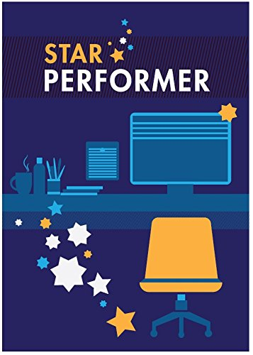 Star Performer Greeting Card-Rs.1000