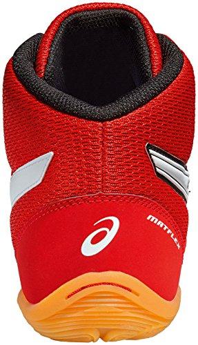 ASICS Box e Ringer scarpa Matflex 5 Rosso - rosso/bianco