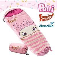 Skandika - Sac de couchage enfant - Avale-Soucis - Sorgenfresser - Jusqu'à -12°C