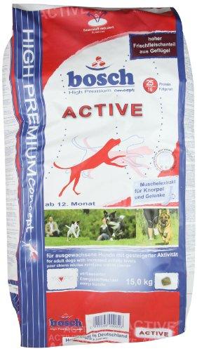 Bosch 44033 Hundefutter Active 15 kg - 2
