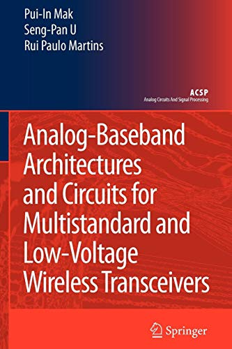 Analog-Baseband Architectures and Circuits for Multistandard and Low-Voltage Wireless Transceivers (Analog Circuits and Signal Processing) Cmos-pan