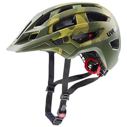 Uvex Finale 2.0 MTB Fahrrad Helm Camo grün 2019: Größe: 52-57cm