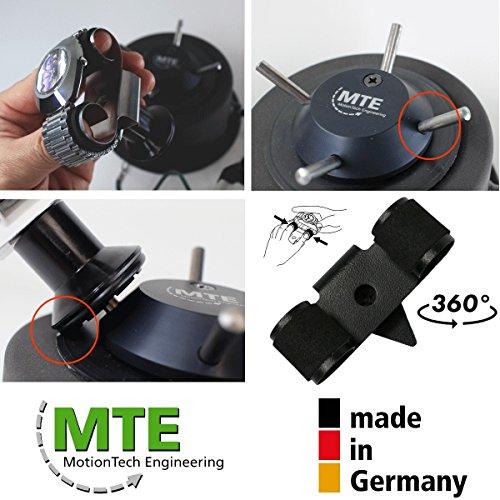 MTE Uhrenbeweger WTS 4 POP BLUE für bis zu 4 schwere Uhren - 4