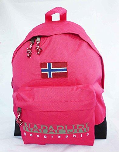 Napapijri Hack Backpack Hot Pink N0YFLKP65